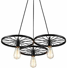 Retro Vintage Industrial Pendant Light, Ceiling