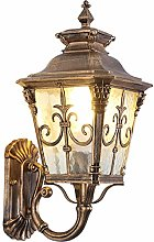 Retro Vintage Wall Light Europe Villa Sconce Lamp