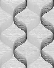 Retro wallpaper wall EDEM 1034-10 vinyl wallpaper