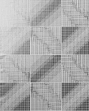 Retro wallpaper wall EDEM 85071BR30 wallpaper