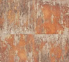 Retro wallpaper wall Profhome 361182-GU non-woven
