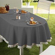 Retrograde Tablecloth August Grove Colour: Dark