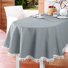 Retrograde Tablecloth August Grove Colour: