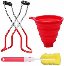 RETYLY Canning Essential Kit Includes Silicone