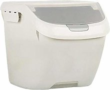 RETYLY Rice Container Storage 10 KG/22 LBS, Cereal
