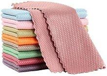 Reusable Cleaning Cloths: 10 pcs / L