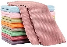 Reusable Cleaning Cloths: 5 pcs / L