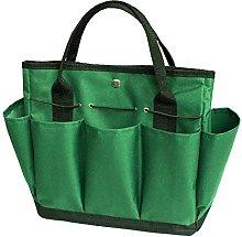Reusable Garden Tool Bag,Gardening Tote Bag for
