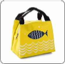 Reusable Insulated Lunch Bag Cooler Tote Box Meal