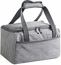 Reusable Insulated Lunch Bag Cooler Tote Box with