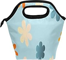 Reusable Lunch Bag and Cooler Tote Seamless