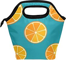 Reusable Lunch Bag and Cooler Tote Tiled Seamless