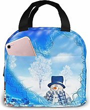 Reusable Lunch Box,Insulated Lunch Tote,Picnic
