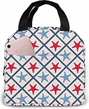Reusable Lunch Box,Insulated Lunch Tote,School