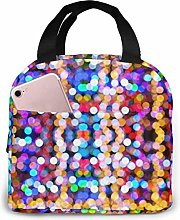 Reusable Lunch Box,Thermal School Lunch Cooler