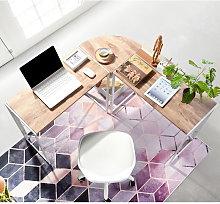 Reversible corner office folding scandinavian
