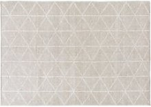 Reversible Rug with Graphic Print 160x230