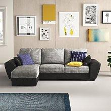 Reversible Sleeper Corner Sofa Bed Zipcode Design