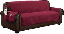 Reversible Waterproof Slipcover for Sofa Couch