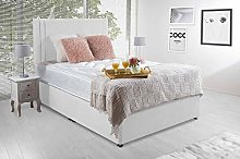Revive Direct Luxurious Bed with Headboard -
