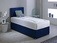 Revive Direct Velvet Bed With 2 Storage Drawers |