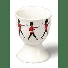Rex London - Ceramic Soldier Egg Cup - ceramic |