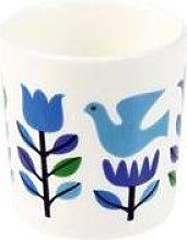 Rex London - Set of 6 Folk Doves Egg Cups -