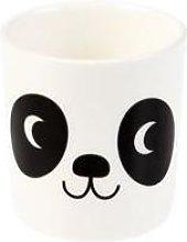 Rex London - Set of 6 Mico Panda Egg Cups -