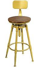 rfeifei Creative Bar Chair High Chair Home Chair