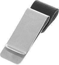RG-FA Handmade Leather Stainless Steel Pen Holder