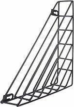 RG-FA Nordic Geometric Iron Magazine Storage Rack