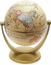 RG-FA Vintage English Edition Globe World Map