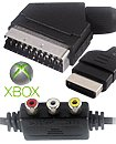 RGB Scart + AV Box Cable For Xbox Console