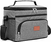 rgbh Cooler Lunch Bag 15L Portable Insulated
