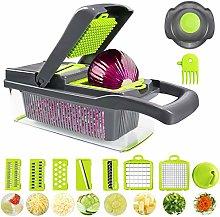 rgbh Mandoline Slicer 10 In 1 Fruit And Vegetable