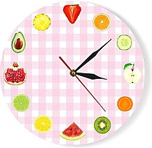 Rgzqrq Fresh fruit print pineapple pineapple wall