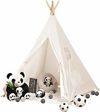 RH Trading Teepee Tent for Kids/Girl Play Tent