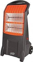 RHINO TQ3 Modern Freestanding Electric Fire Grill