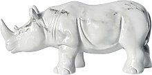 Rhinoceros Figurine Statue Ornament, Collectible