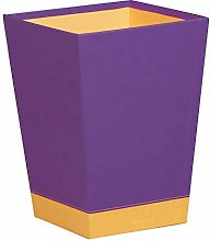 Rhodia Waste Paper Bin - Purple
