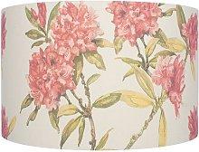 Rhododendron Linen Drum Lamp Shade Brayden Studio
