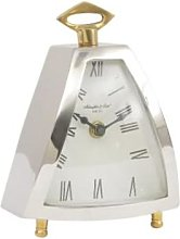 Rhubarb Home - Isosceles Curved Front Mantel Clock