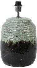Rhubarb Home - Sterre Lamp Base Dark Grey - grey -