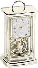 Rhythm Gold Carriage Clock