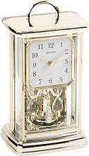 RHYTHM Modern Anniversary Mantel Clock with