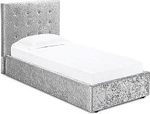 Ribbon 3.0 Single Bed Silver