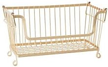 Rice by Rice - Small Wire Storage Basket - one