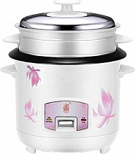 Rice Cooker Mini Rice Cooker with Steamer,