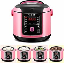 Rice Cooker with Non-Stick Aluminium Easy Clean