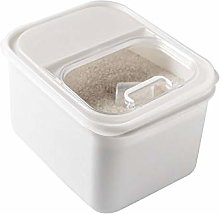 Rice Storage Container - 8KG Airtight Cereal